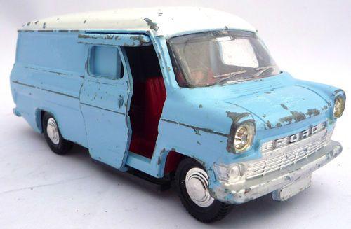 dinky toys kenwood ford transit van toys van and. Black Bedroom Furniture Sets. Home Design Ideas