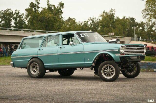 '60's Nova Gasser wagon