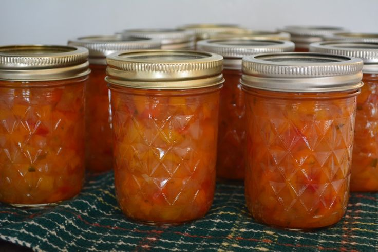 Pear and Pepper Relish. Great Recipe here