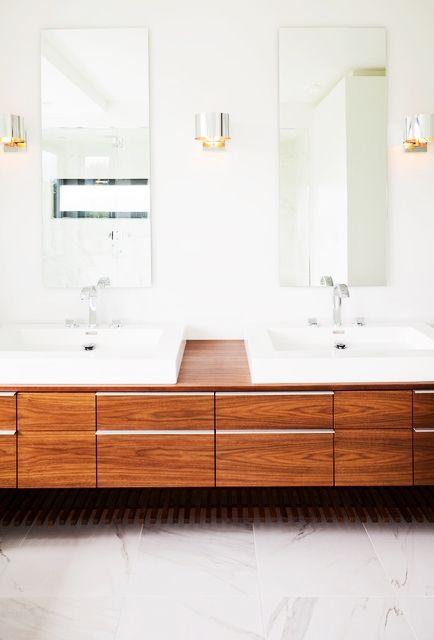 Die besten 25+ Minimalist frameless mirrors Ideen auf Pinterest - badezimmer zonen