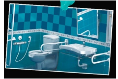 Vasche da bagno con apertura laterale