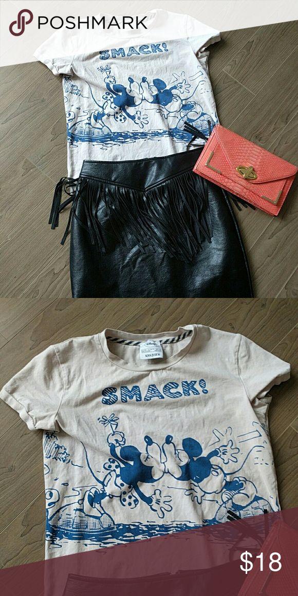 Mango top XL Mango T-shirt size xl Mango Tops Tees - Short Sleeve
