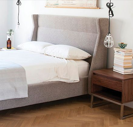 We have endless bedroom furniture options. From traditional to super modern, check 'em out!