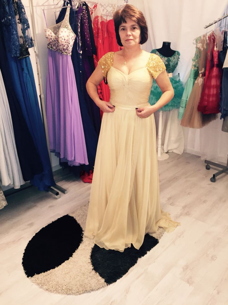 Proba finala rochie personalizata