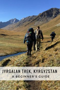 Offbeat trekking in Kyrgyzstan. All you need to know for the new Jyrgalan trek in Kyrgyzstan, including a day-by-day description, what to pack, and how to organize your own trek.| Uncornered Market:
