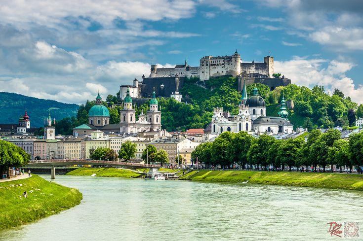 中世の面影を色濃く残す世界遺産の街 オーストリア ザルツブルクの見どころ