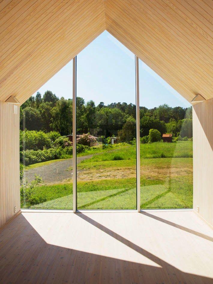 Diseno De Baño Rural: rural en Noruega