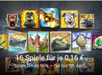 """Google Play: 16 Spiele-Apps für je 16 Cent für drei Tage https://www.discountfan.de/artikel/tablets_und_handys/google-play-16-spiele-apps-fuer-je-16-cent-fuer-drei-tage.php Noch bis kommenden Donnerstag sind bei Google Play 16 Spiele-Apps mit """"95 Prozent Rabatt"""" für je 16 Cent zu haben. Mit dabei sind """"Save the Puppies"""" und """"Townsmen Premium"""". Die 16 Spiele-Apps für je 16 Cent werden zwar auf der Aktionsseite groß mit """"95 Pr..."""