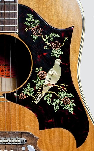 Gibson Dove Acoustic Guitar <3 freaking beautiful. I need to get me one like this!!