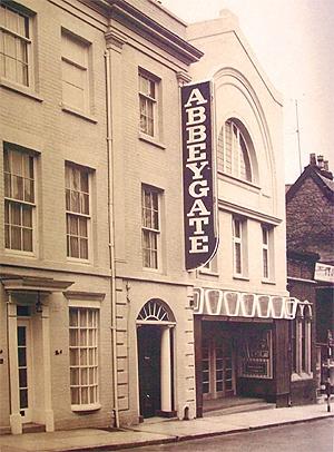 Abbeygate Cinema Bury St Edmunds Restaurant