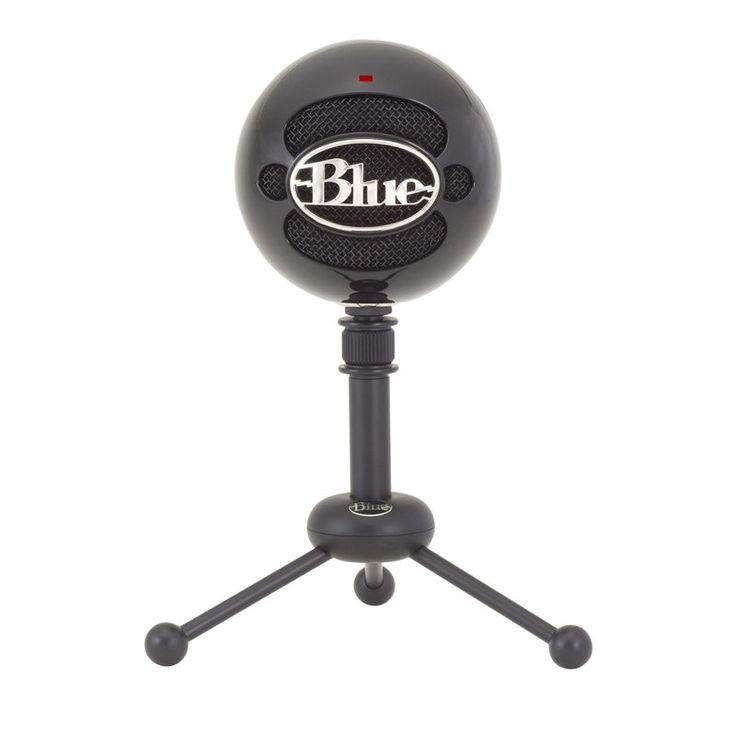 Mikrofon pojemnościowy USB Blue Snowball GB | Nagłośnienie \ Mikrofony \ Pojemnościowe Studio i homerecording \ Mikrofony studyjne | Sprzet-Dyskotekowy.pl - największy i najtańszy sklep internetowy z oświetleniem i nagłośnieniem w Polsce