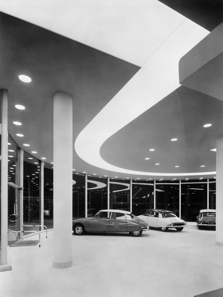 81 best citroen garage images on pinterest garage for Garage citroen paris