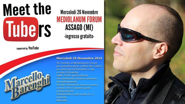 Meet the Tubers - 26 novembre - Mediolanum Forum di Assago