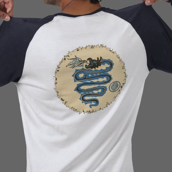The Inter Milan chinese dragon t-shirt! I love it! :^D - seen on http://www.zazzle.com/sardiniagame*