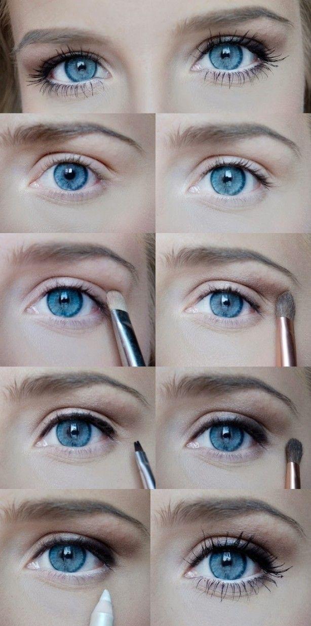 Make-upje voor overdag