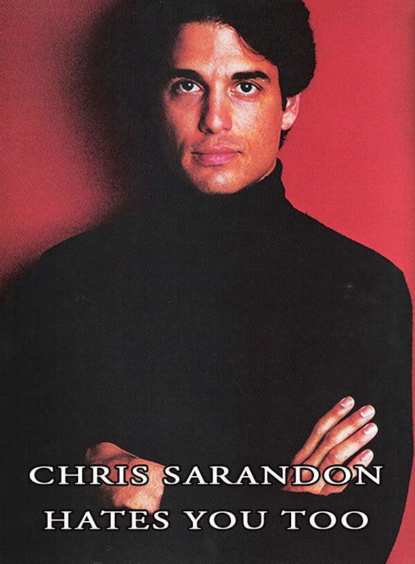chris sarandon young