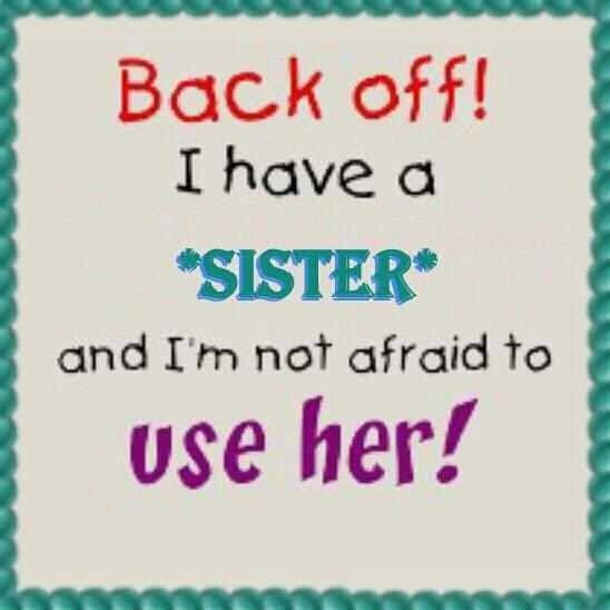 Pinterest Crazy Quotes: 1000+ Funny Sister Quotes On Pinterest