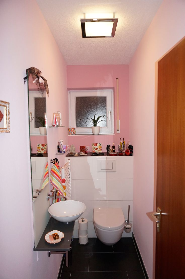 g ste wc in zartem rosa badezimmer der lassen gmbh in freiburg pinterest. Black Bedroom Furniture Sets. Home Design Ideas