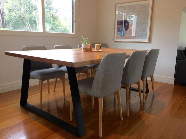 Handcrafted Modern Dining Tables Custom Designed To Suit Your Space Make An Appointment Today