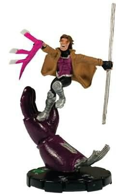 Gambit #032 Marvel Heroclix Mutations & Monsters