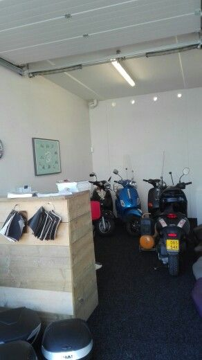 Scooter paradise