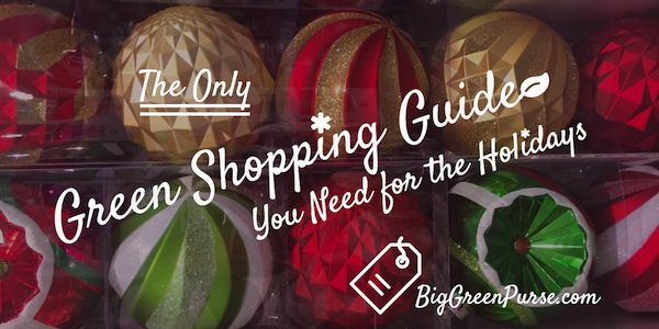 Green holiday shopping can be confusing if you don't know what to look for or understand what the green claims on manufacturers' labels actually mean. But when you shift your spending to greener products and services, don't you want to know that your dollars are really making a difference? Use this simple green shopping guide …