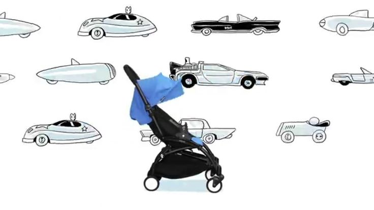 Discover the new Babyzen YOYO+ stroller  Clip on your car seat...