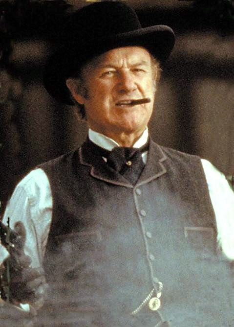 Gene Hackman The Quick and the Dead