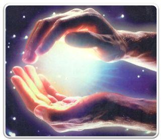 Blog da Beki Bassan - Reflexões: Imposição de mãos transmite energia real e a ciênc...