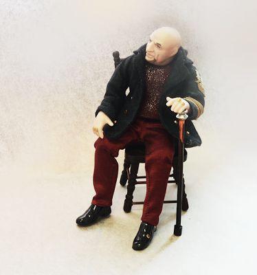 Tarun nuket - Miniature dolls by Taru Astikainen