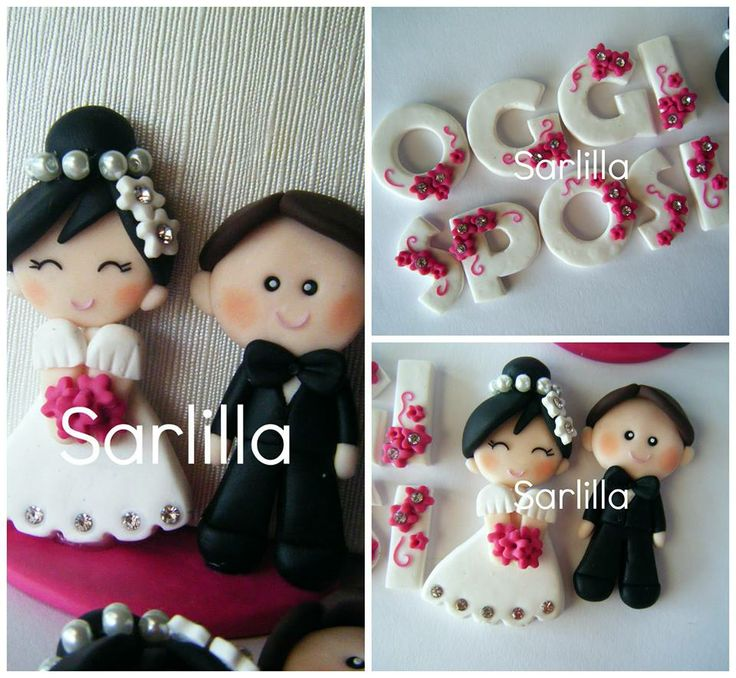 173 best SARLILLA - FIMO images on Pinterest Feltro, Fimo and - mitbringsel aus der küche