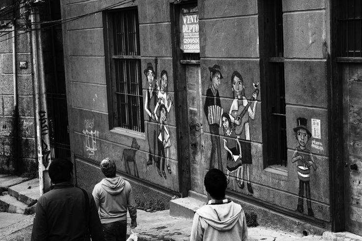Mural de Valparaiso