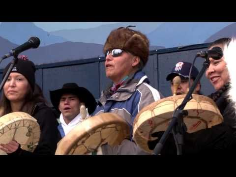 Drums, Song and Wisdom - Idle No More - YouTube