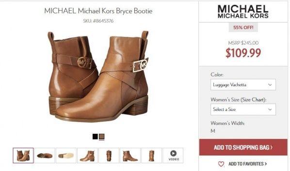 Распродажа обуви Michael Kors на 6pm Подробнее: http://okidoki.com.ua/novosti-servisov/6480-rasprodaga-obuvi-michael-kors-na-6pm/ #6pm #michaelkors