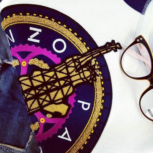Przepiekne oprawki moschino dostępne w naszym salonie🤗 Zapraszamy!#kenzo #moschino #okulary  #fashionitaly