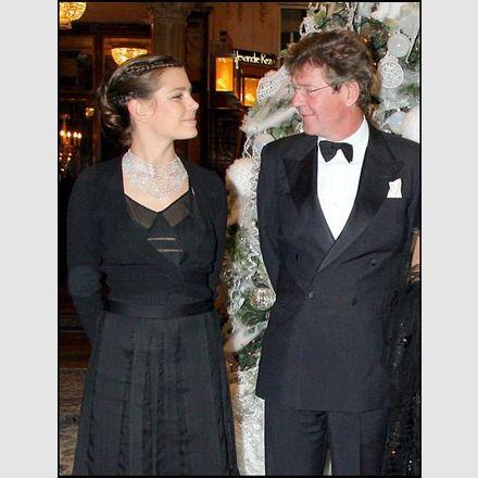 Charlotte mit Prinz Ernst August von Hannover
