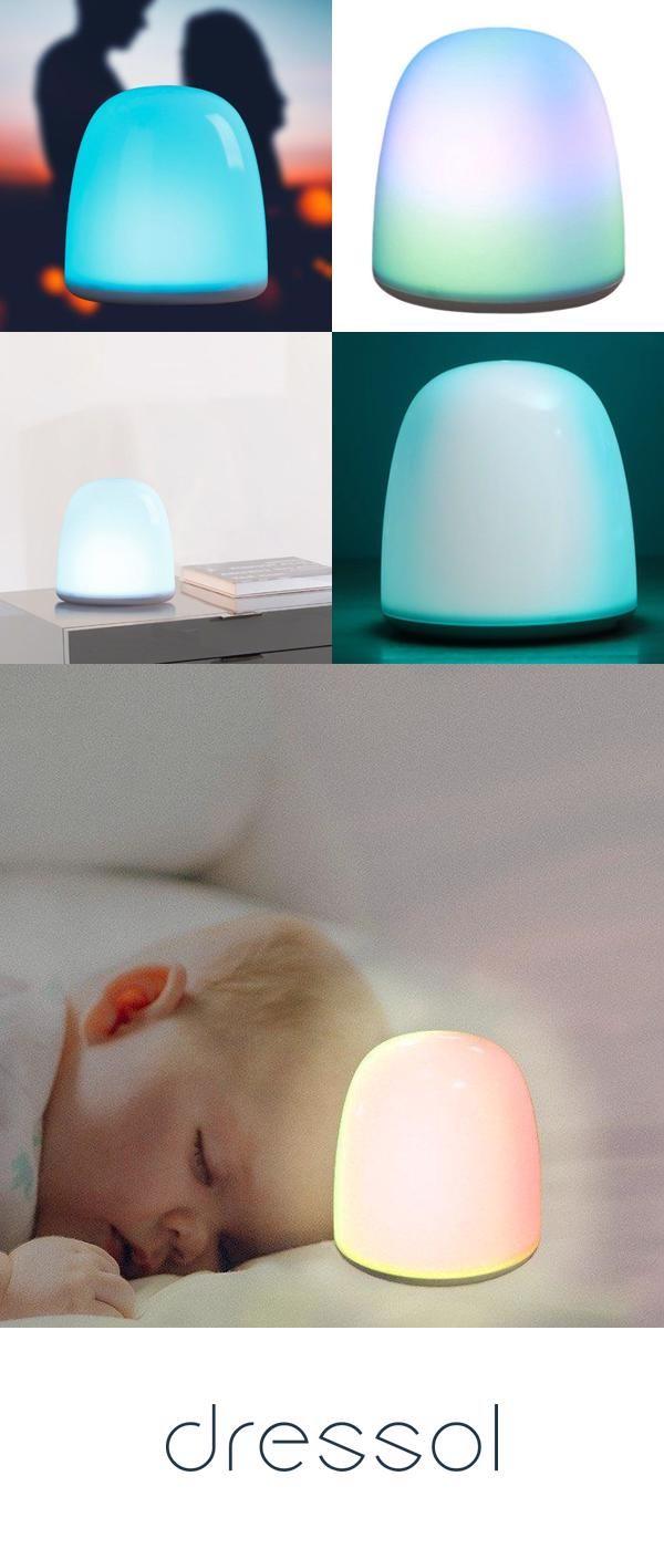 Lp 11 Touch Sensitive Led Colorful Light Table Lamp Leddecorativelights Led Decorative Lights 3d Visual Led Colo With Images Light Table Led Decorative Lights Light Colors