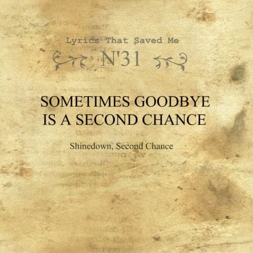 Second Chance-Shinedown