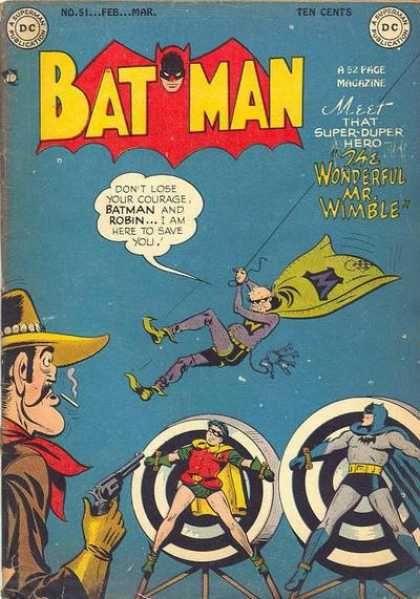 Batman 51 Coloring Book