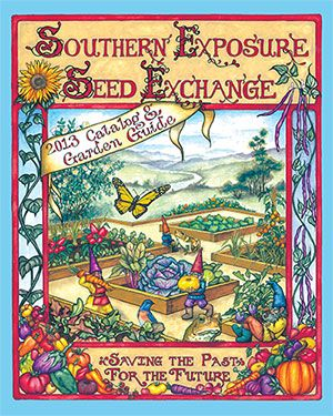 One of my favorite websites, especially during the long winters!! The free catalog is fantastic and a must for non-GMO gardeners!!