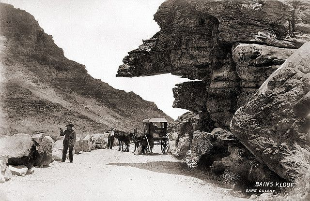Bain's Kloof Pass, South Africa. Courtesy: Wolfgang Wiggers, Ottersberg (Germany).