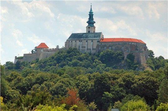 Nitra Castle, Slovakia