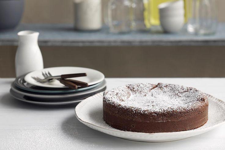 Verdens enkleste sjokoladekaker -