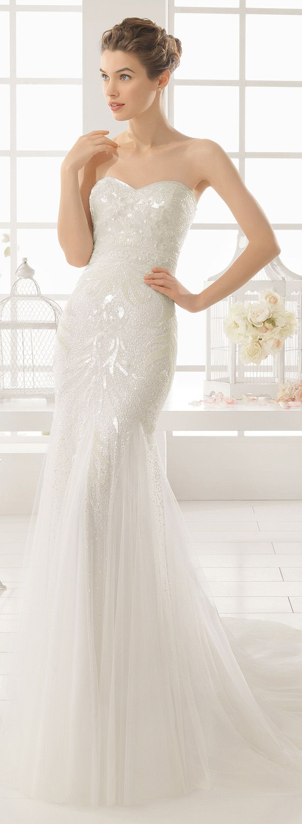 1000 ideas about aire barcelona wedding dresses on for Barcelona wedding dress designer
