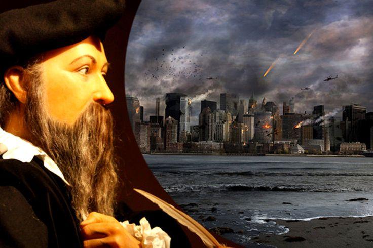 ¡TE LAS CONTAMOS! 10 polémicas profecías de Nostradamus para el año 2017 - http://www.notiexpresscolor.com/2016/12/08/te-las-contamos-10-polemicas-profecias-de-nostradamus-para-el-ano-2017/