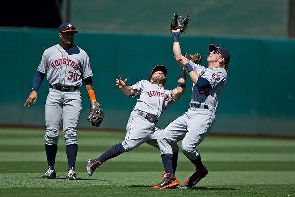 Astros de Houston continúan en picada