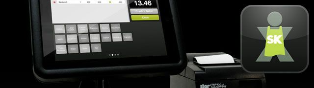 ShopKeepPaper Receipts, Waves, Sales Numbers, Ipad Demo, Prints Paper, Shopkeeper Ipad, Real Time, Ipad App, Point Of Sal Ipad