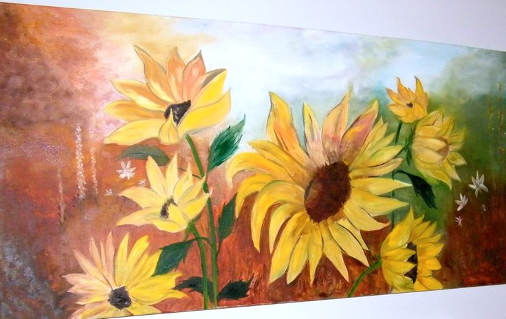 Sunflowers SOLD