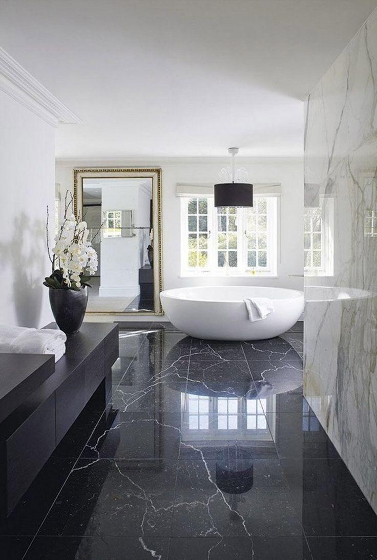 UNIQUE DECOR IDEAS LETS TURN YOUR BATHROOM INTO BLACK