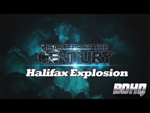 The Halifax Explosion was a maritime disaster in Halifax, Nova Scotia, Canada, on the morning of 6 December 1917. SS Mont-Blanc, a French cargo ship laden . ...